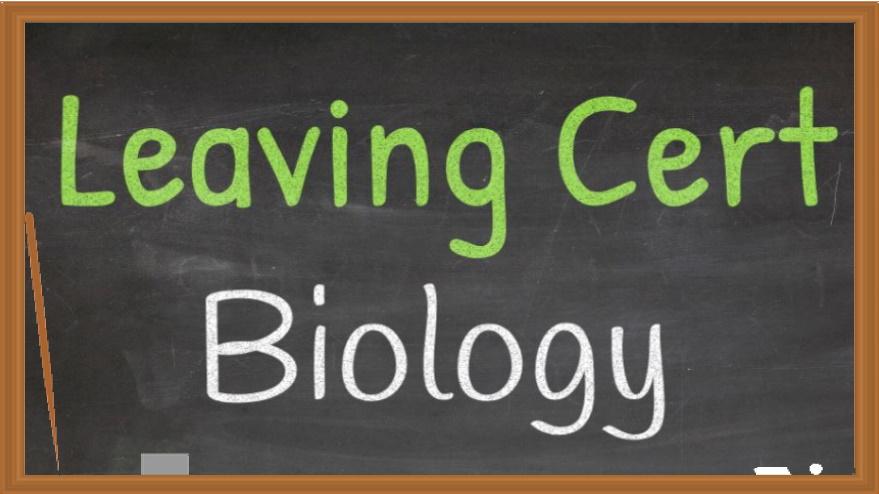 Leaving Cert Biology Revision Notes Packs