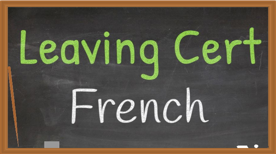 Leaving Cert French Revision Notes Packs
